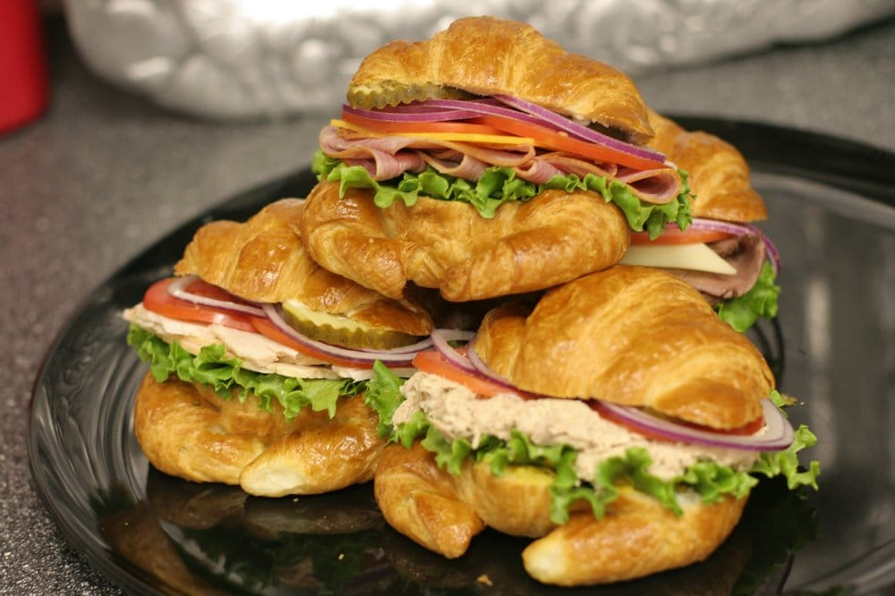 Croissant Sandwich Web